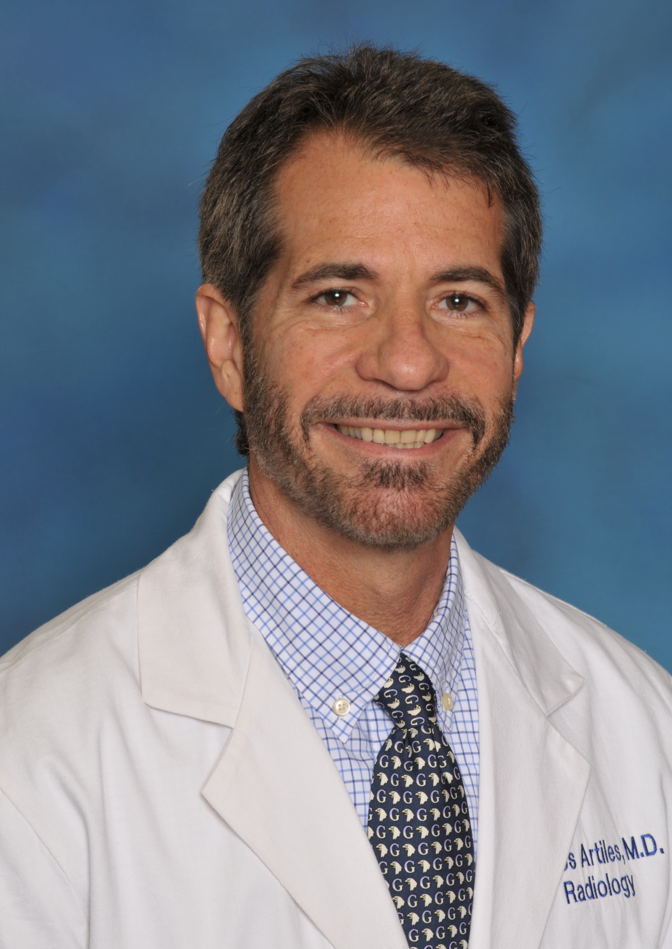 Carlos Artiles, MD - Specializing in neuroradiology; MRI - Body, musculoskeletal, prostate imaging