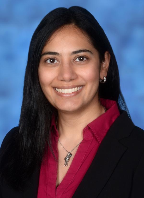 Shima Goswami, MD headshot