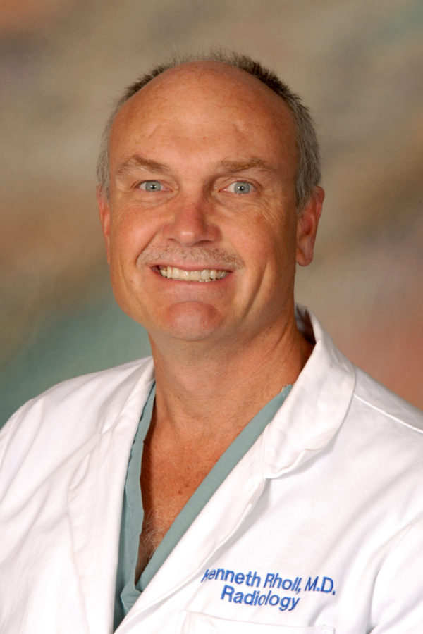 Kenneth S. Rholl, MD - Specializing in vascular and interventional radiology, carotid revascularization and stent placement, vascular ultrasound, vascular diagnosis and intervention, Cardiac CT