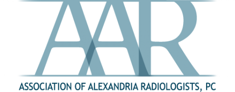 Association of Alexandria Radiologists, PC (AAR) Retina Logo