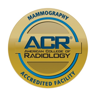 American College of Radiology Accreditation Logo for Mammography